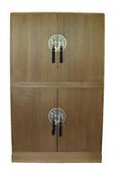 11A1 Kamo Kimono Tansu 2 Section with Secret Compartment