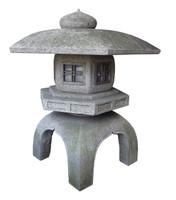 11M13 Stone Lantern / Yukimi Toro
