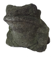 11M20 Stone Frog fro Garden