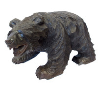 11M271 Large Ainu Bear / SOLD
