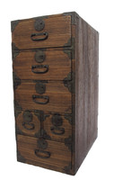 12G9 Hikidashi Tansu Drawers Chest