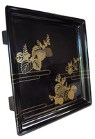 12M135 Lacquer Tray with Makie