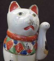 12M174 Maneki Neko Seto Cat