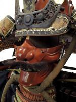 12M185 Samurai Yoroi Kabuto Armour A Set