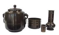 12M193 Kaigu Set for Tea Ceremony
