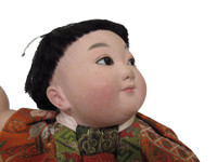 12M282 Adorable Boy Doll