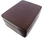 13M28 Lacquer Bunko Box