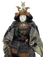 13M80 Musha Samurai Doll