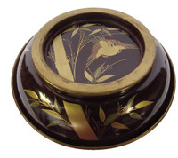 13M145 Lacquer Bowl with Makie