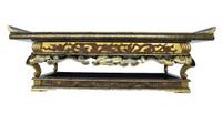 13M171 Buddhist Altar Table Meiji Purchased Kyoto MOP Taka Makie