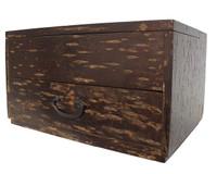 13M248 Box with Cherry Burk