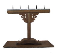 13M290 Shinto Candle Stand