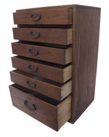 14G10 Hikidashi Tansu Drawers Box