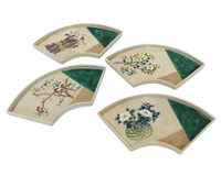 14M230 Mei Mei Zara 4 Plates / SOLD