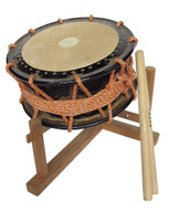 14M232 Shime Taiko Drum with Stand