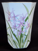 14M261 Koransha Porcelain Vase