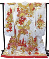 14M310 Uchikake / Wedding Kimono / SOLD