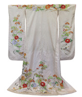 14M327 Uchikake Wedding Kimono