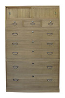 15A6 Kodomo Isho Tansu Child's Chest 3 Section / SOLD