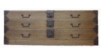 15I3 Katana Tansu / Sword Chest w/ Secret Compartment