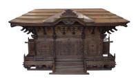 15M8 Shinto Shrine Yashiro