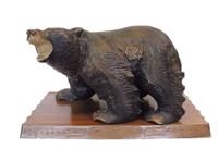15M23 Ainu Bear with Stand