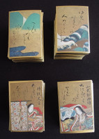 15M198 Hyakunin Isshu Card Game
