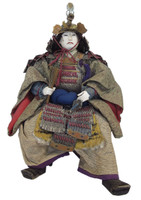 15M229 Musha Samurai Ningyo Doll for Boy's Day