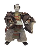 15M230 Musha Samurai Doll / SOLD