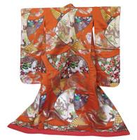 15M264 Uchikake Wedding Kimono