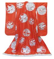 15M266 Uchikake Wedding Kimono