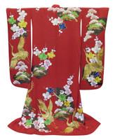 15M271 Uchikake Wedding Kimono