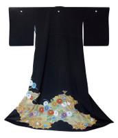 15M272 Tomesode Kimono