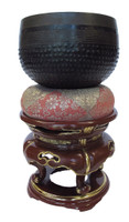 15M281 BuddhistGong with Stand