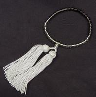15M286 Juzu Buddhist Prayer Beads Crystal