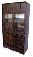 16C8 Cha Tansu 2 Section(Awaiting restoration)/SOLD