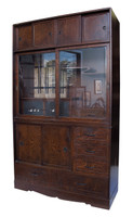 16C10 Cha Tansu 2 Section(Awaiting restoration) / SOLD
