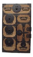 16G1 Yonezawa Ko Tansu w/Secret Compartment (Awaiting restoration)/SOLD