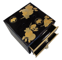 16M89 Lacquer Make-up Box / SOLD