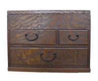 16M129 Sewing Box Haribako