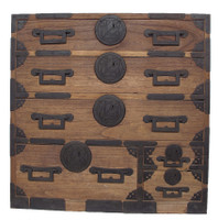 16G12 Ko Tansu w/Secret Box (Awaiting restoration)