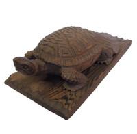 16M203 Wooden Turtle