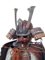 16M252 Samurai Yoroi Kabuto Armour A Set