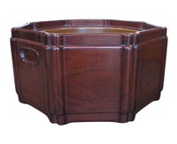16M281  Large Wooden Hibachi