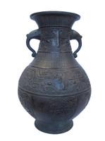16M283 Large Bronze Jar