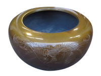 16M290 Bronze Furo for Tea Ceremony  Jouun