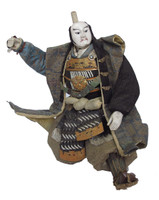 16M304 Musha Samurai Ningyo Doll for Boy's Day