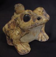 16M342 Shiagaraki Small Frog Kaeru / SOLD