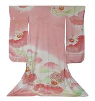 16M399 Furisode Kimono