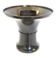 3M131 Usubata Flower Vase Bronze